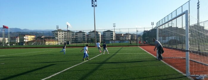 Orduspor Tesisleri is one of Futbol.