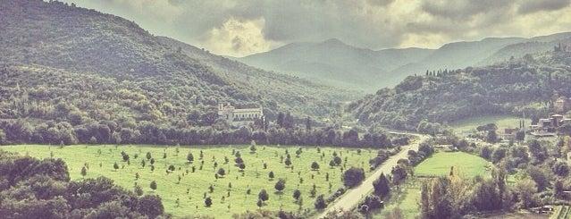 Parco della Rocca is one of Umbria.