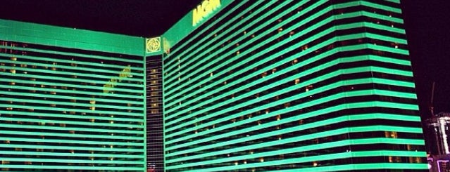 MGM Grand Hotel & Casino is one of Vegas Baby!!.