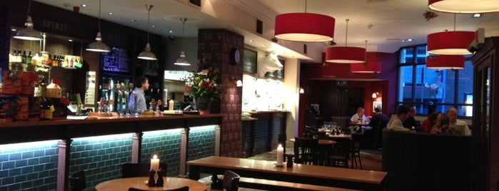 Graze Bar and Chophouse is one of Bristol.