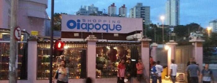 Shopping Oiapoque is one of shopping center.