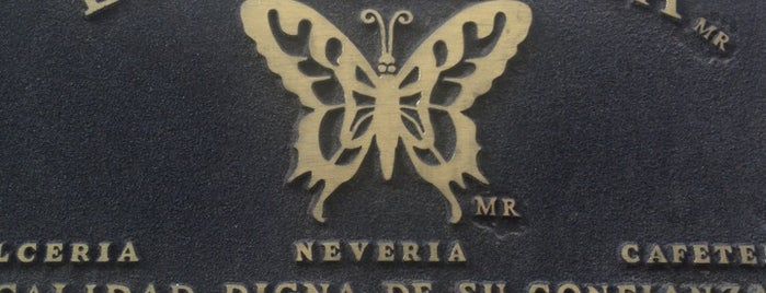 La Mariposa is one of Querétaro Mágico.