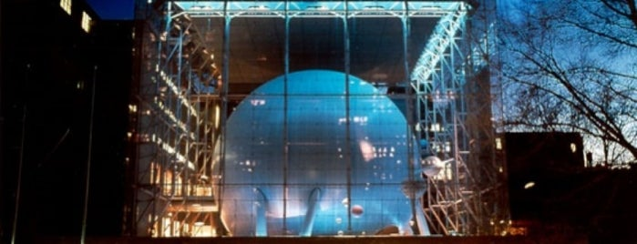 Hayden Planetarium is one of Historic Sites - Museums - Monuments - Sculptures.