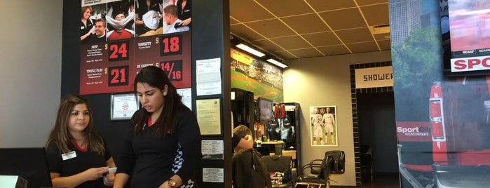 Sport Clips Haircuts of Northridge is one of BEST of CSUN 2012.