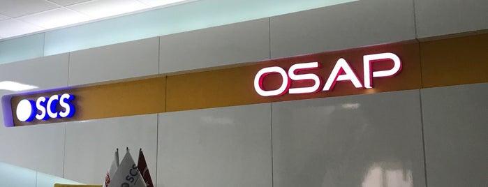 Ortak Satın Alma Platformu (OSAP) is one of Oğuz Kağan'ın Beğendiği Mekanlar.