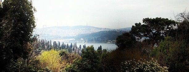Yıldız Parkı is one of Istanbul.