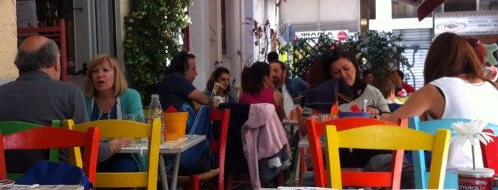 Κρασοπουλιό του Κόκκορα is one of Fresh Athens.