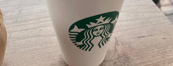 Starbucks is one of Parijs.