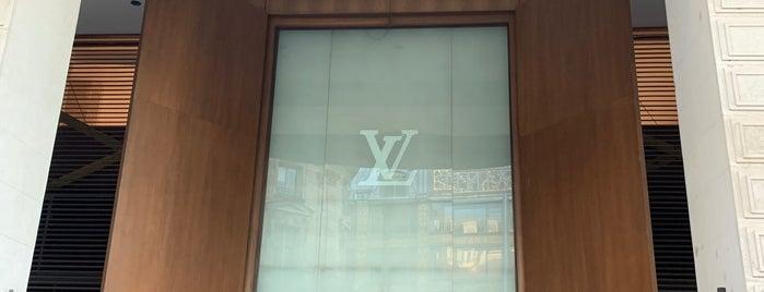 Louis Vuitton HQ is one of Lieux qui ont plu à Mike.