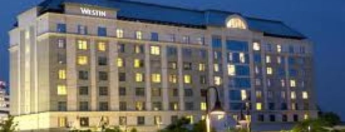 The Westin Reston Heights is one of +work.