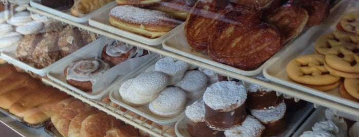 Los Andes Bakery is one of Outside NYC.