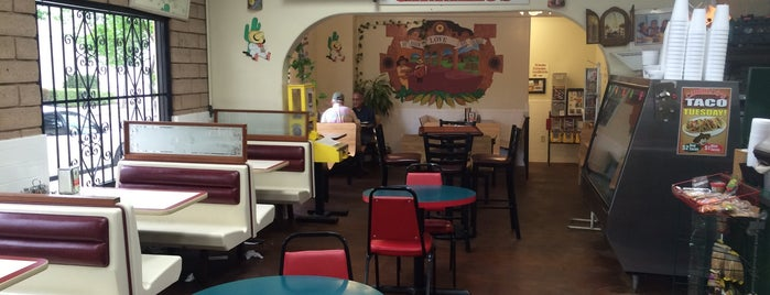 Carrillo's Tortilleria & Mexican Delicatessen is one of LA Food to try.
