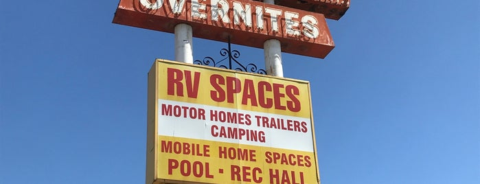 King's Row RV Las Vegas is one of RV Parks.