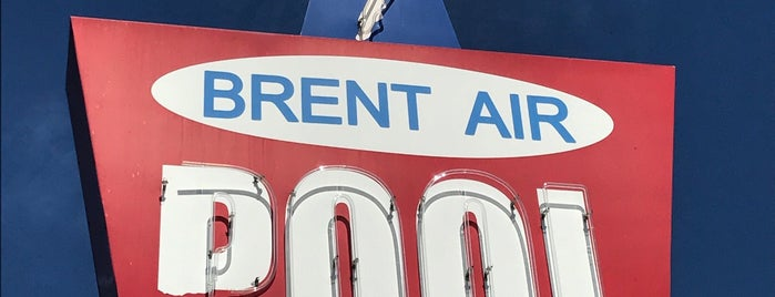 Brent Air Pool Supply is one of Neon 💡.