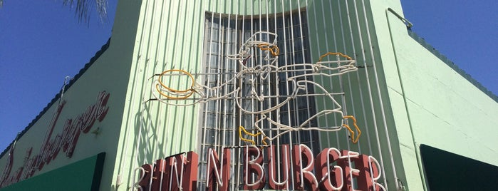 Bun 'n Burger is one of Pacific Old-timey Bars, Cafes, & Restaurants.