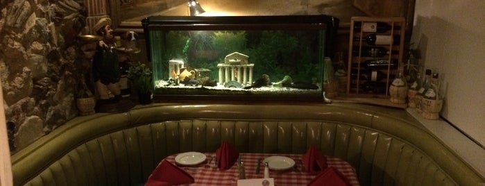 Ninos Italian Restaurant is one of Old Los Angeles Restaurants Part 1.