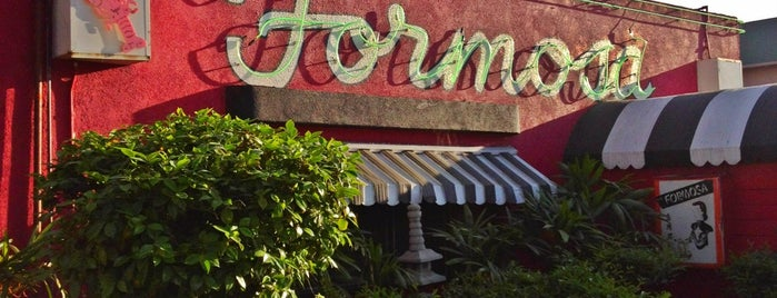 Formosa Cafe is one of La-La Land.