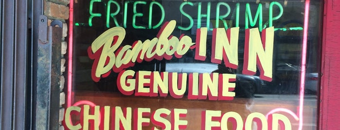 Bamboo Inn is one of Oldest Los Angeles Restaurants Part 1.