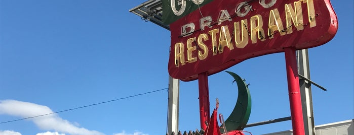 Golden Dragon is one of Restaurant survivors.