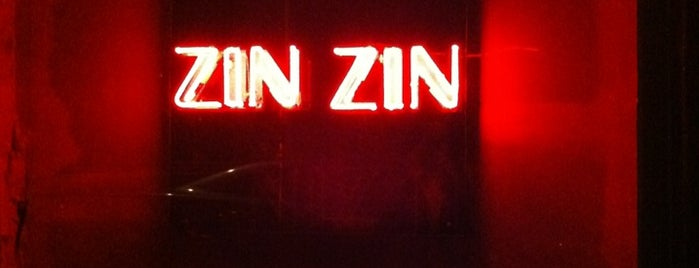 Le Zinzin is one of Night.