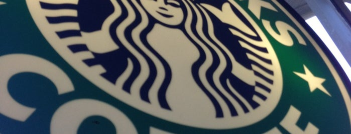 Starbucks is one of Orte, die David gefallen.