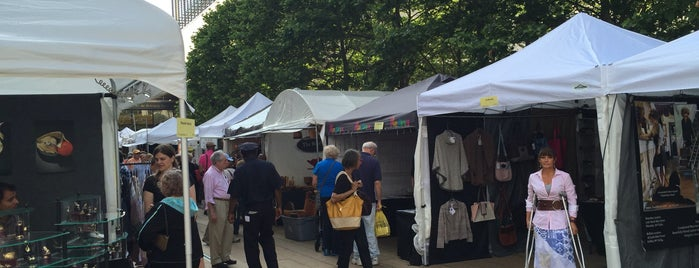 Lincoln Center Crafts Fair is one of Places to visit.