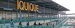 Aeropuerto Internacional Diego Aracena (IQQ) is one of The #AmazingRace 23 travel map.