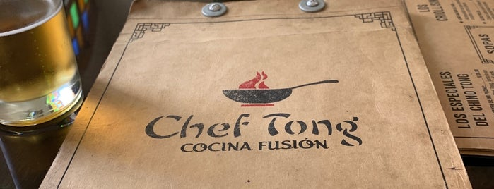 Chef Tong is one of Lugares favoritos de Carla.