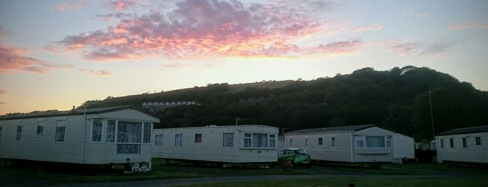 Pendine Sands Holiday Park is one of Pendine.