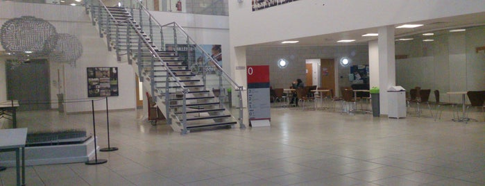 School of Optometry and Vision Sciences is one of Cardiff University.