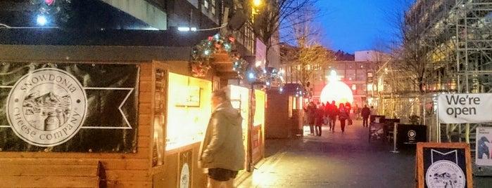 Swansea Christmas Market is one of Swansea.