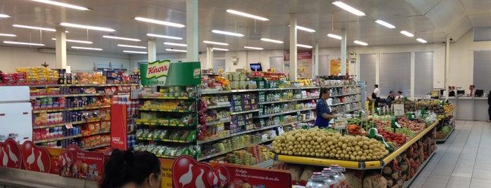 Colméia Center Supermercado is one of O que fazer em Joaçaba.