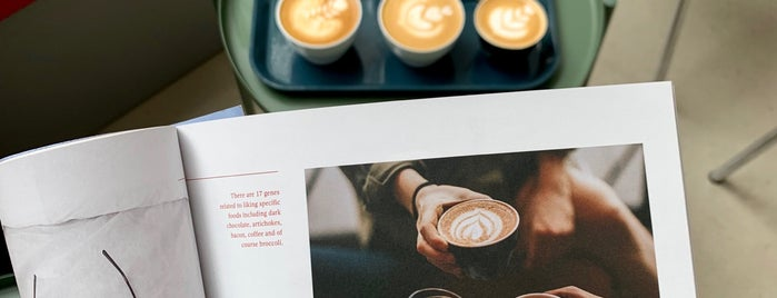 Three Marks Coffee is one of BARCELONA.