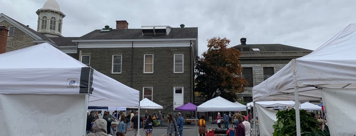 Kingston Farmers Market is one of Catskills.