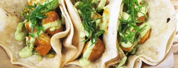 Taco Bamba is one of 40 Eats for 2014.