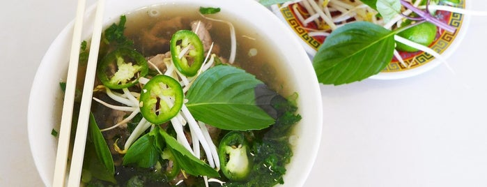 Pho 75 is one of Trending Now: America's Best Pho.