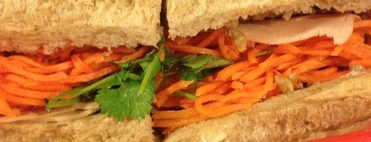 Vietspot Noodle and Sandwich is one of USA NYC MAN FiDi.