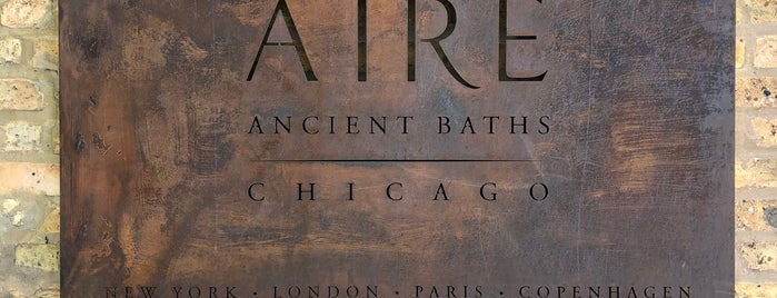 Aire Ancient Baths is one of Date Night.