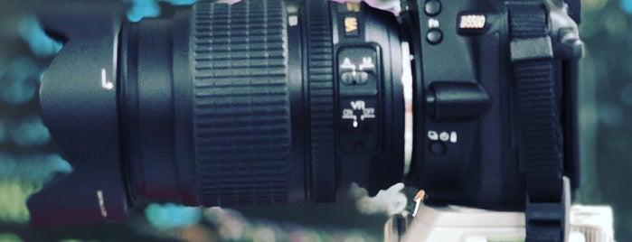 Senac - Fotografia is one of Locais curtidos por Alberto.
