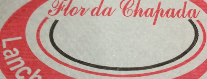 Flor da Chapada Lanchonete is one of Atuais.