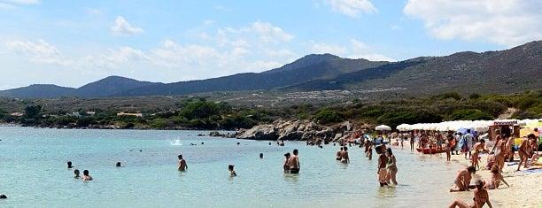 Spiaggia Bianca is one of Lieux qui ont plu à Boris.