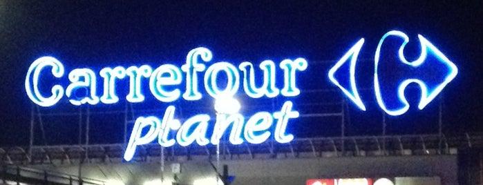 Carrefour Planet is one of Posti che sono piaciuti a La Fra'.