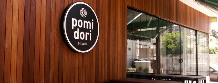 Pomidori Pizzeria is one of Mersin.