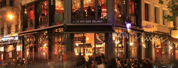 Le Roi des Belges is one of Bruxelles.