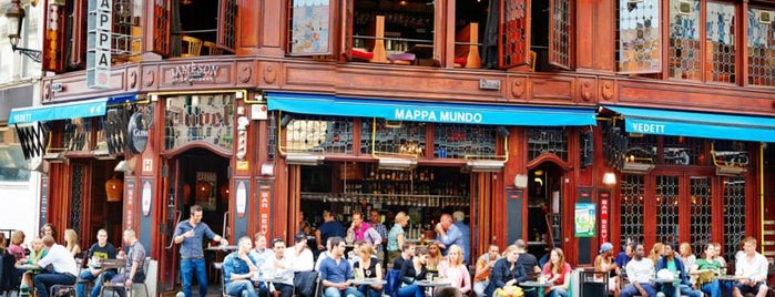 Mappa Mundo is one of Bons plans Bruxelles.