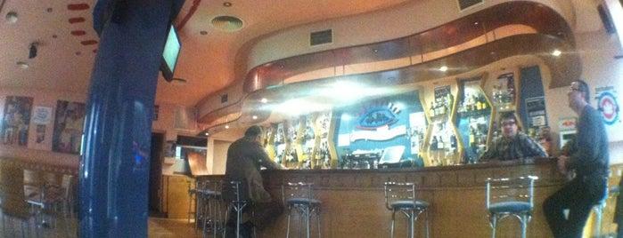 Pub La Nota is one of Tempat yang Disukai Vicente.
