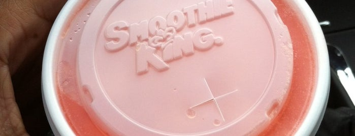 Smoothie King is one of Unique's Liked Places.