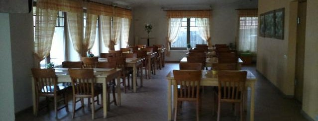 "Kafejnīca ""Kore"" Cafe is one of Restorāni,bāri,klubi LV."