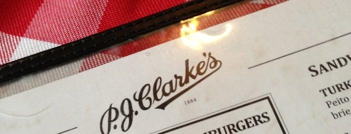 P.J. Clarke's is one of SP BURGER FEST.