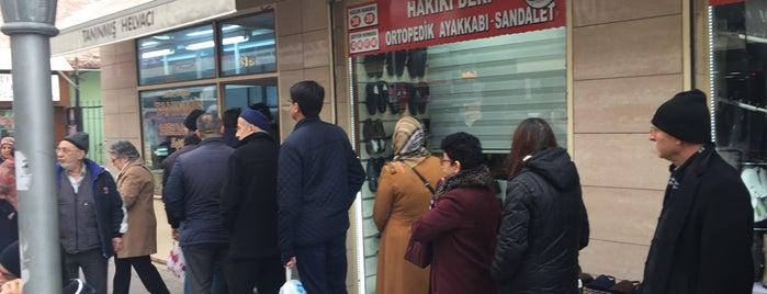 Tanınmış Helvacı is one of Eskişehir.